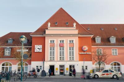 Bahnhof Frankfurt Oder © DB AG / Urheber: Oliver Lang