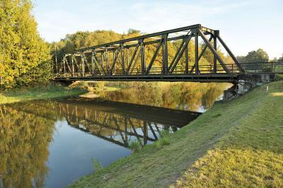 Spreebrücke in Uhyst © DB AG